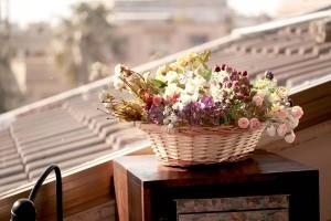 Bouquet sposa Roma atelier Trilli e Gingilli