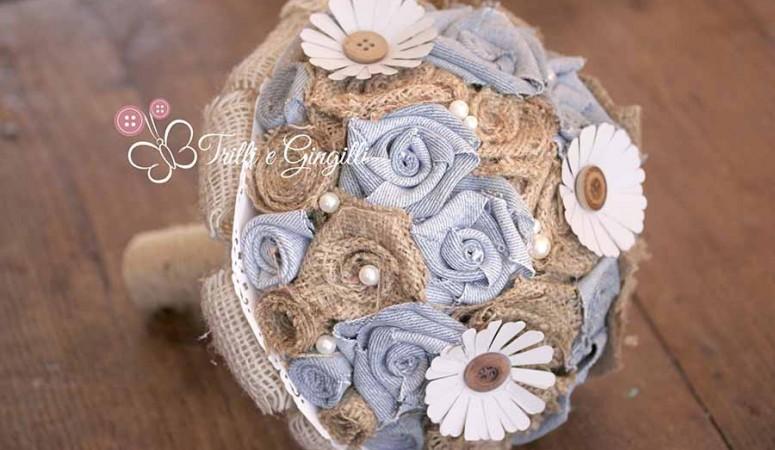 6 Bouquet da sposa in stile country e country-chic