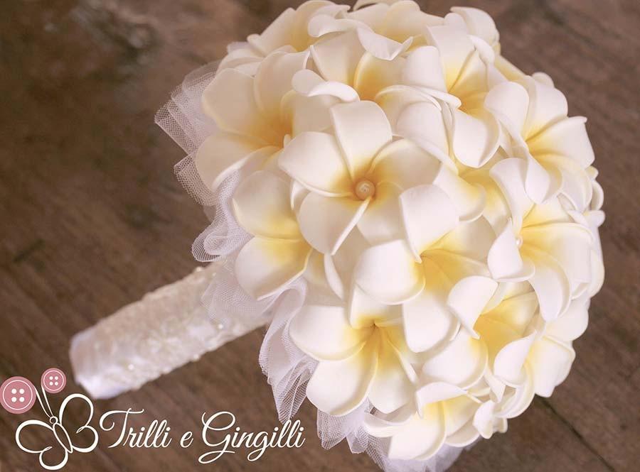 Bouquet speciali dalle forme particolari for Nomi fiori bianchi e gialli