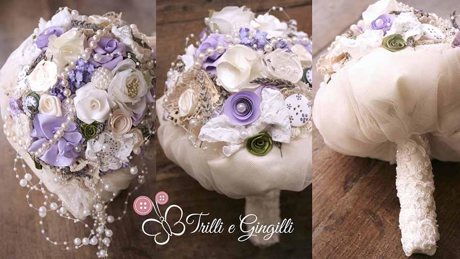 Matrimonio Tema Lavanda : Bouquet lillà eccone bellissimi