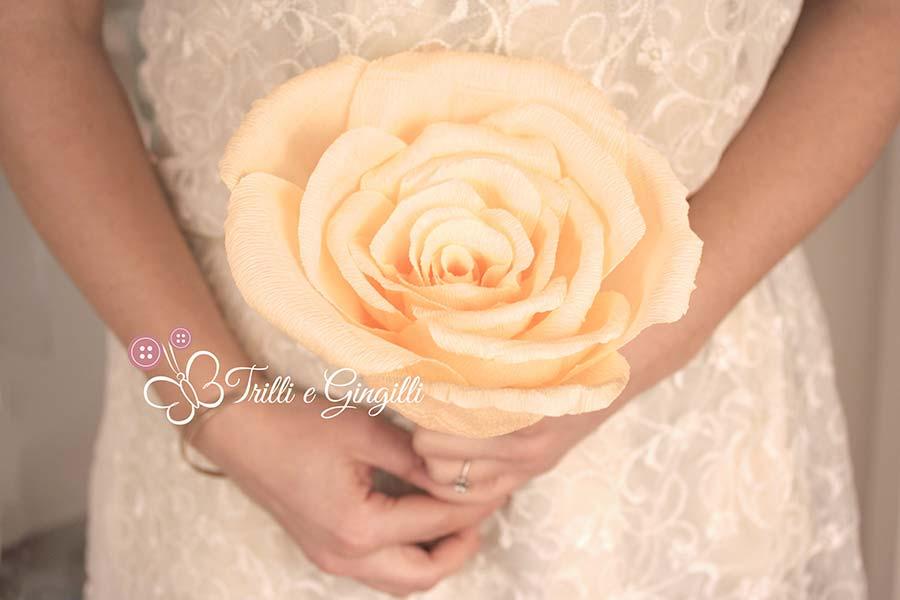 Estremamente Bouquet sposa originali: questi sono bellissimi e particolarissimi! VI75