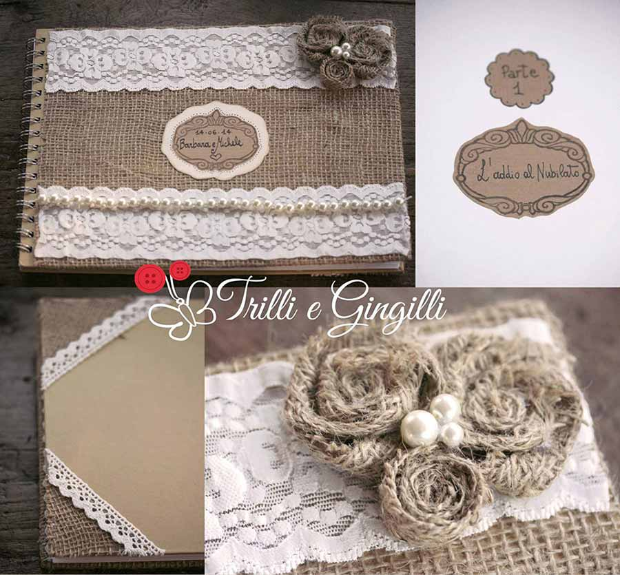 Matrimonio Country Chic Quilts : Guestbook perfetti per un matrimonio shabby chic o country