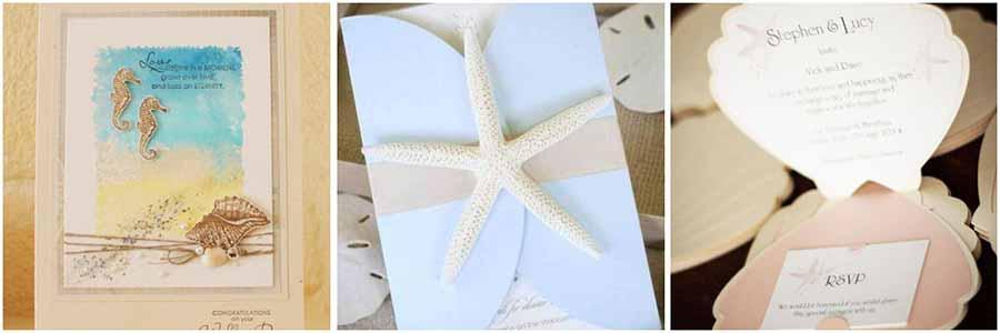 Partecipazioni Matrimonio Azzurro Tiffany : Idee per un perfetto matrimonio a tema mare