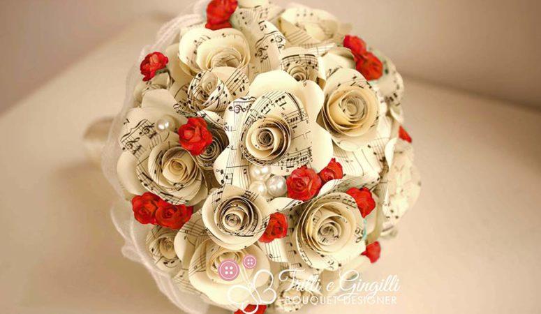 Bouquet sposa originali e particolari fatti per stupire!