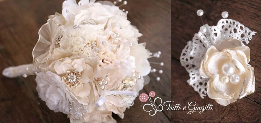 Matrimonio Girasoli E Rose Bianche : Matrimonio a tema vintage ecco i bouquet perfetti per te
