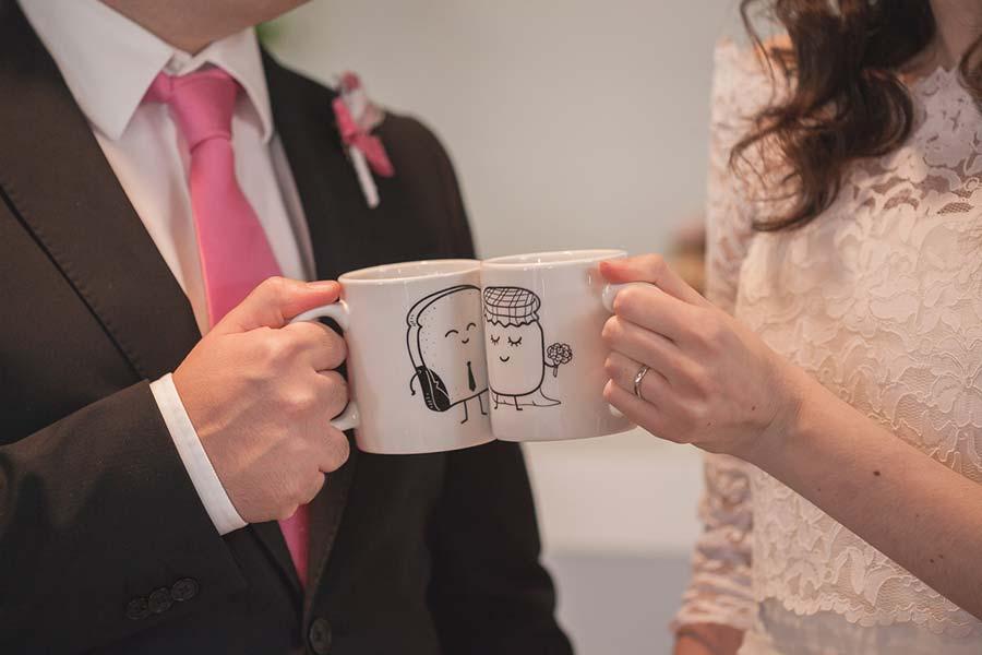 Matrimonio Tema Horror : L originale matrimonio a tema tè di elena e lorenzo