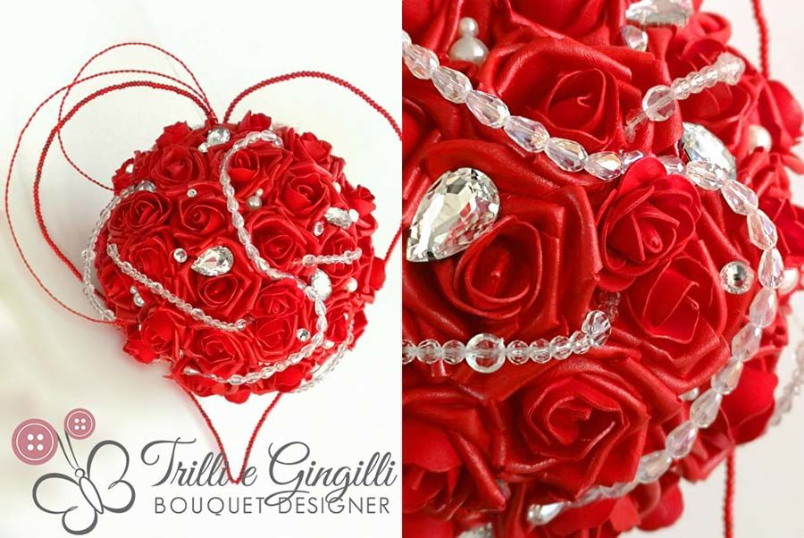 regali di san valentino per lei bouquet rose rosse