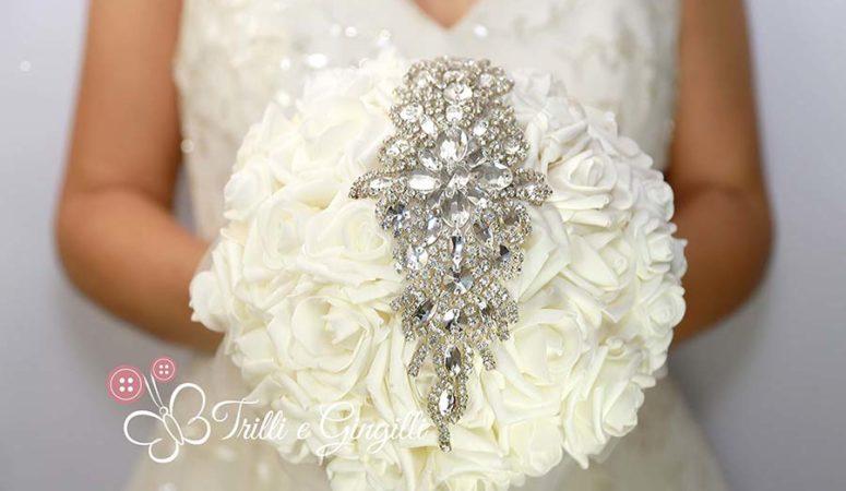 Bouquet sposa bianco: tante foto di bouquet bianchi ma anche particolari!