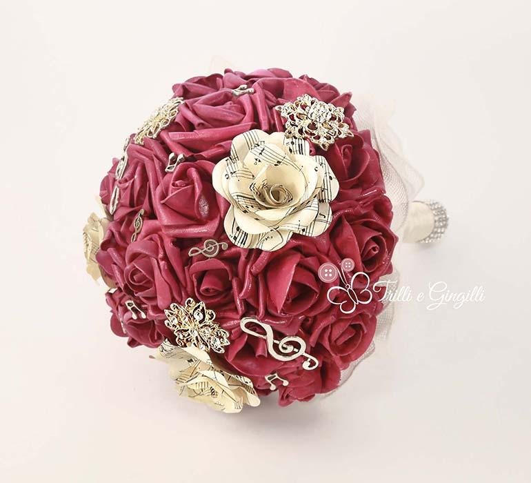 b726833a1c0b Bouquet sposa settembre  scopri subito i colori e i modelli più adatti