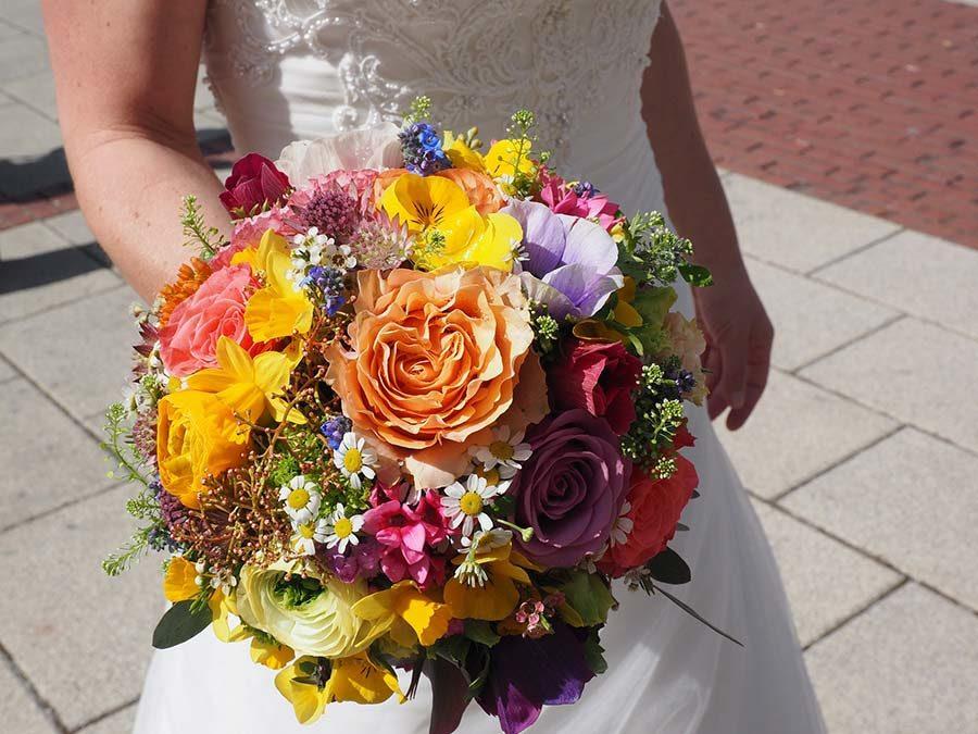 come scegliere il bouquet da sposa errori da evitare
