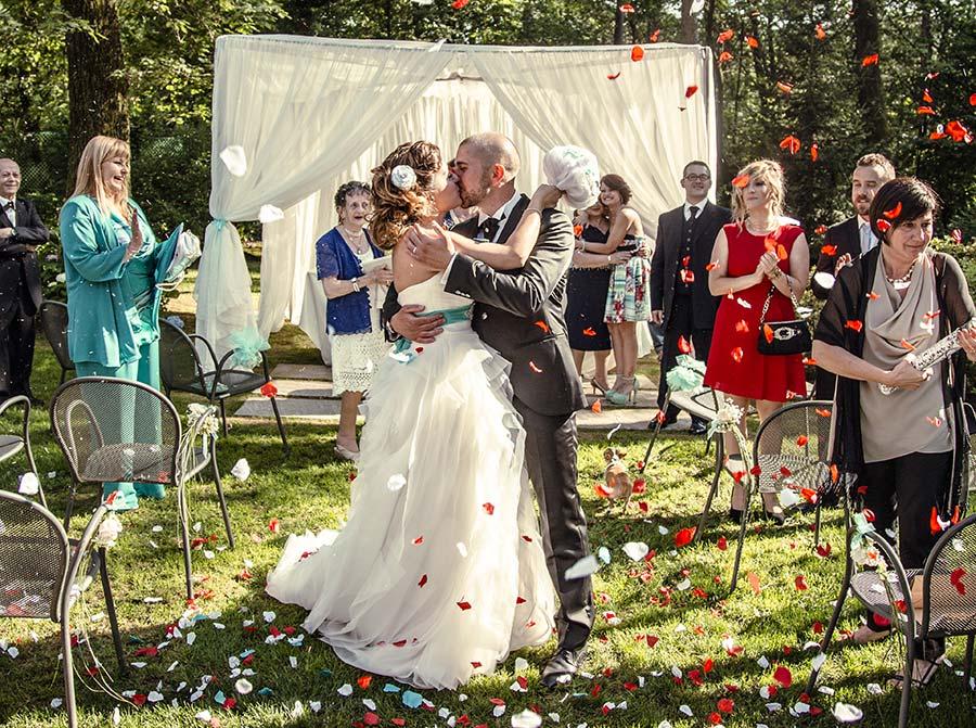 matrimonio tiffany cerimonia