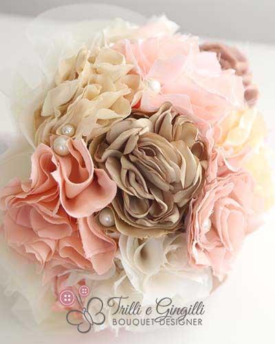 bouquet sposa originale roma