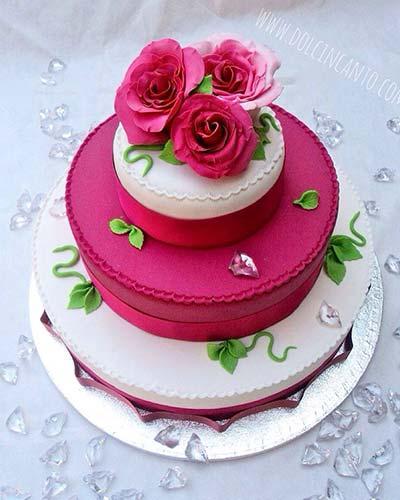 torta matrimonio pasta zucchero