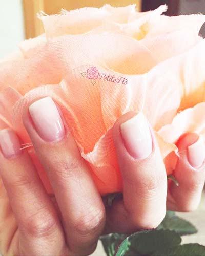 nail artist petite flo roma