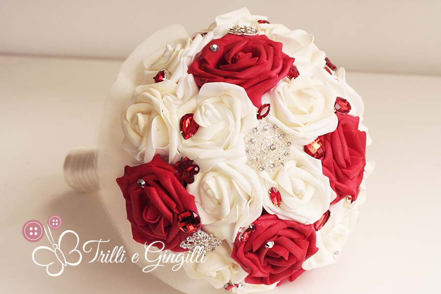 Matrimonio Tema Rose Rosse : Tema matrimonio pietre preziose ecco le idee più originali