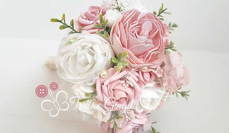 Bouquet di peonie e rose: questi sì che sono spettacolari e originali!