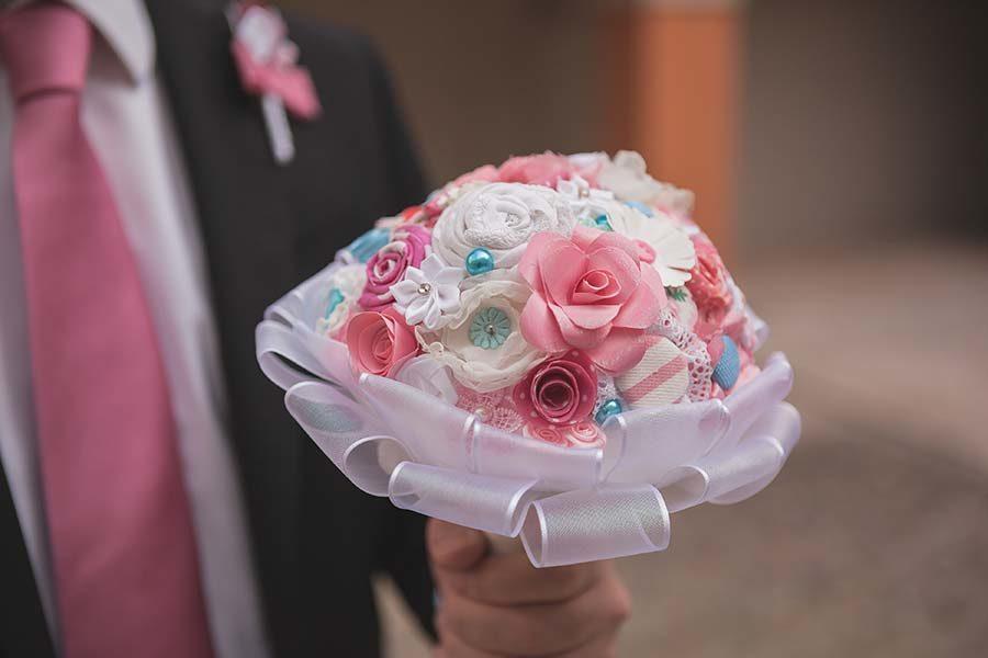 chi regala il bouquet alla sposa