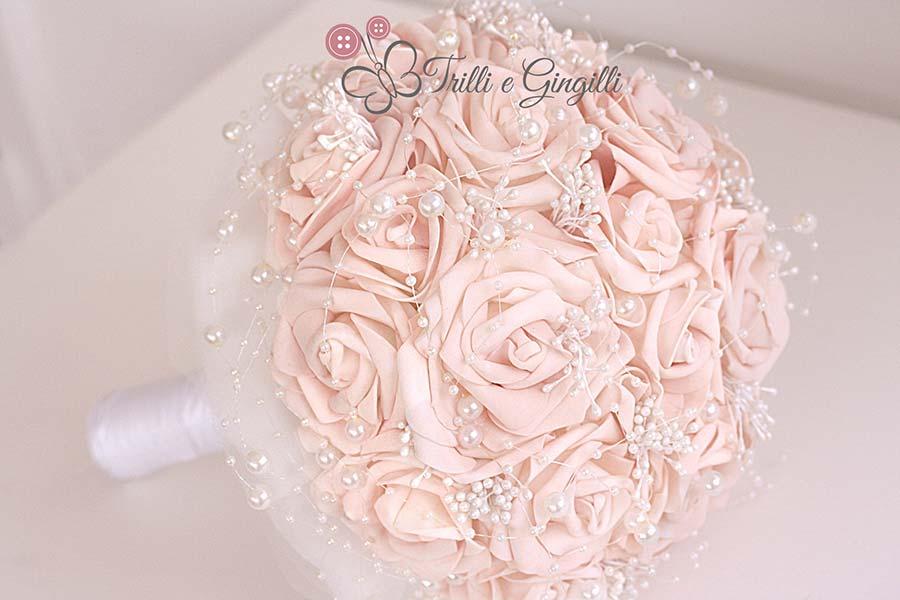 Matrimonio Tema Rosa Cipria : Bouquet rosa cipria eccone davvero originali ed eleganti