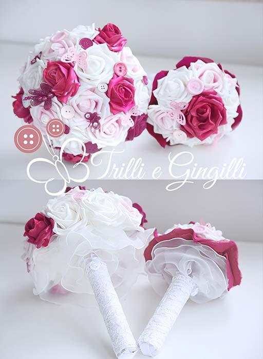 mini bouquet da lancio