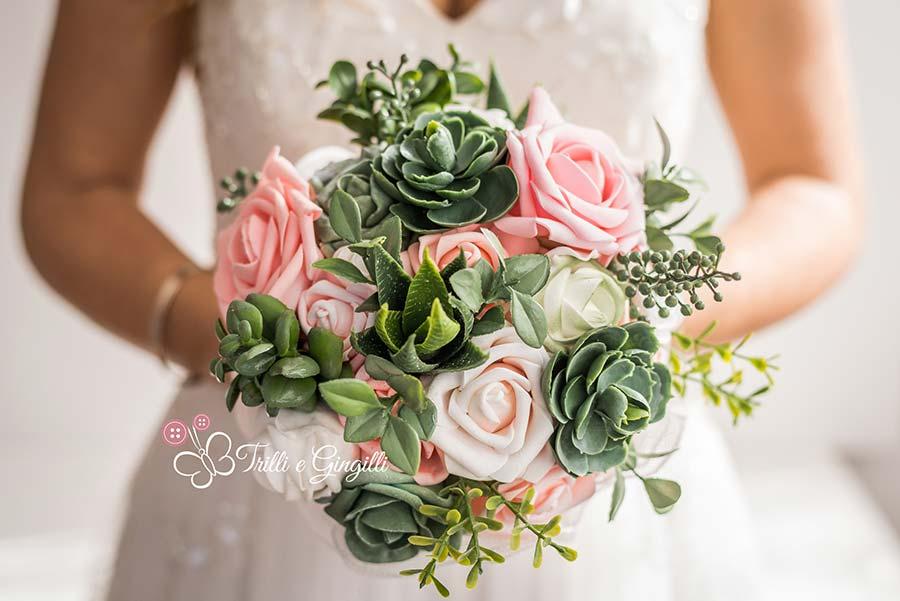 Bouquet particolari ecco i modelli pi originali del 2017 for Foto piante grasse particolari