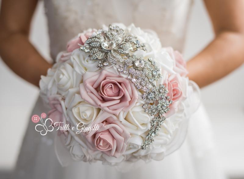 bouquet-rose-gioiello