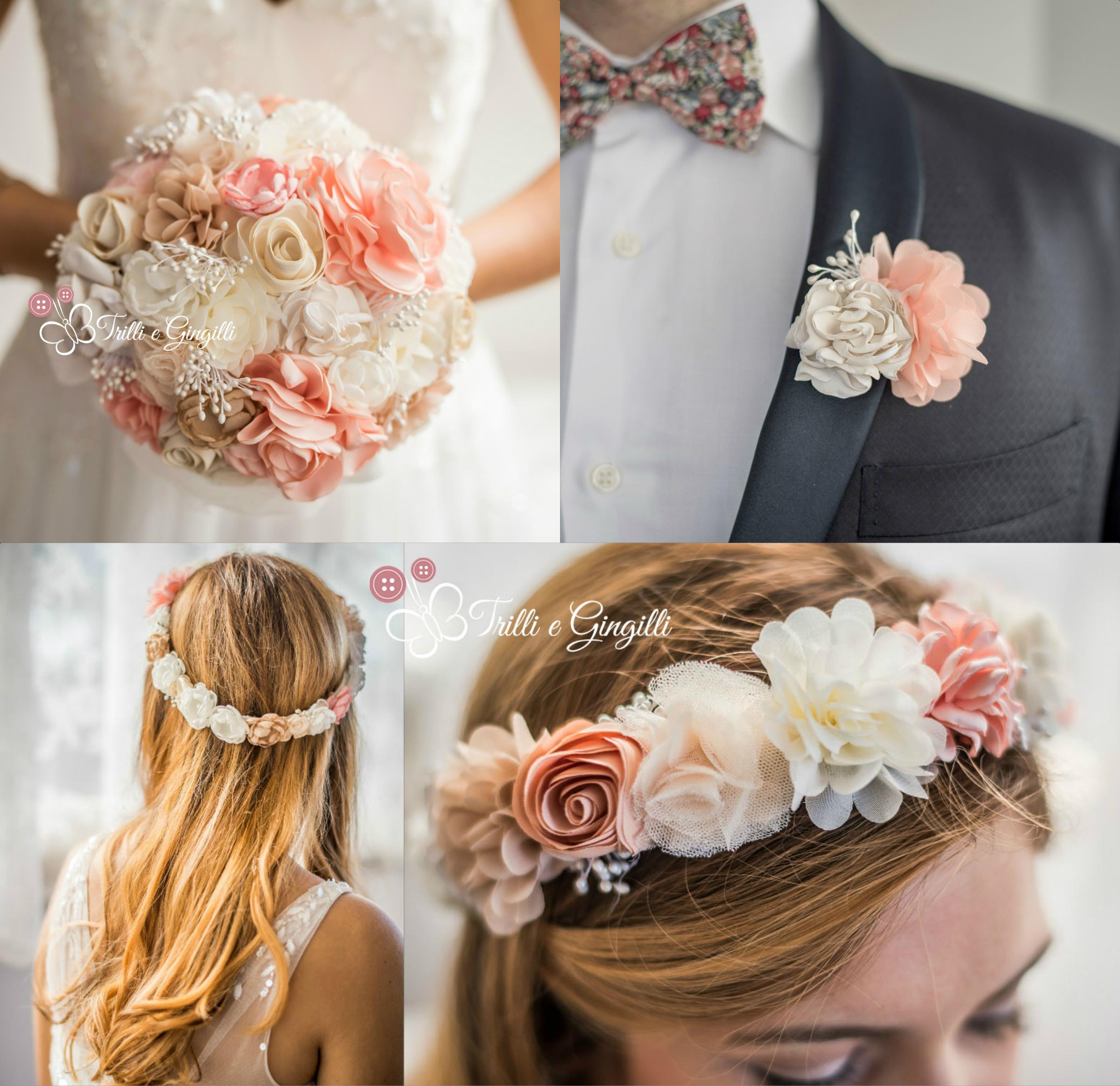 Bouquet Sposa Online.Accessori Sposa Per Capelli Tanti Esempi Di Accessori Da Comprare