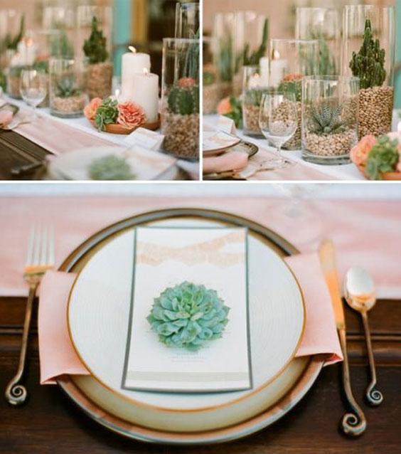 Matrimonio Tema Piante Grasse : Bouquet di piante grasse: tanti esempi dei modelli più di tendenza