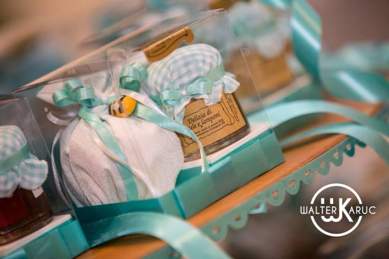 bomboniere matrimonio miele aromatico
