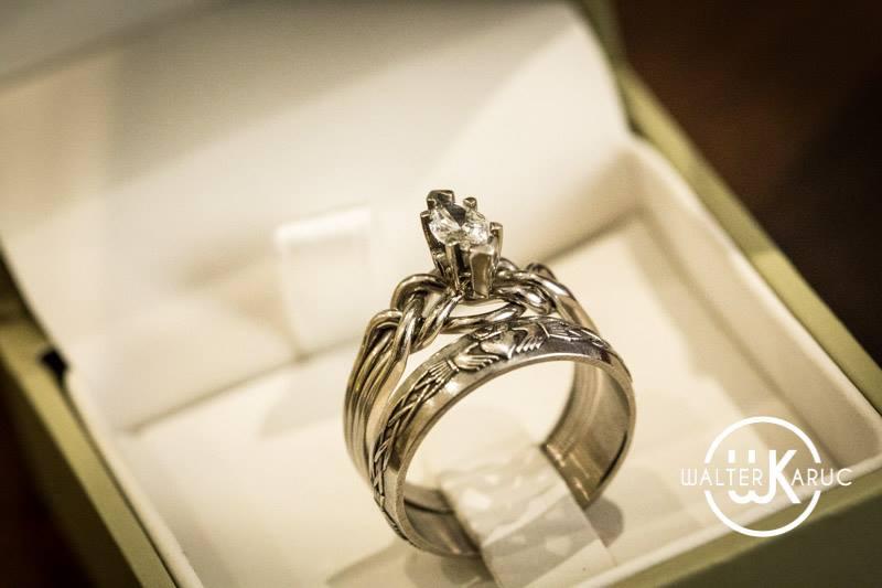 matrimonio fedi celtiche