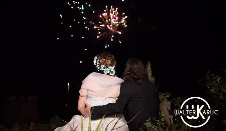 Il matrimonio a tema favole di Elisa e Stefano