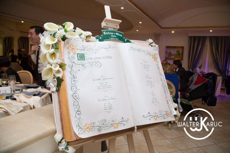 Matrimonio Tema Dolce Vita : Matrimonio a tema favole le originalissime nozze di elisa