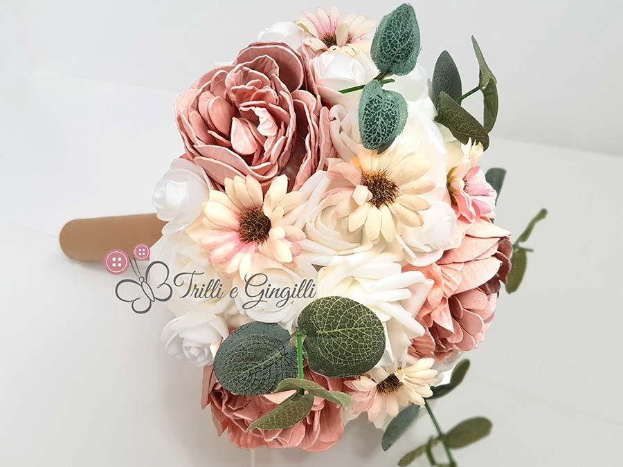 Bouquet Margherite Sposa.Bouquet Sposa Hippie Ecco I Modelli Piu Adatti A Un Matrimonio In