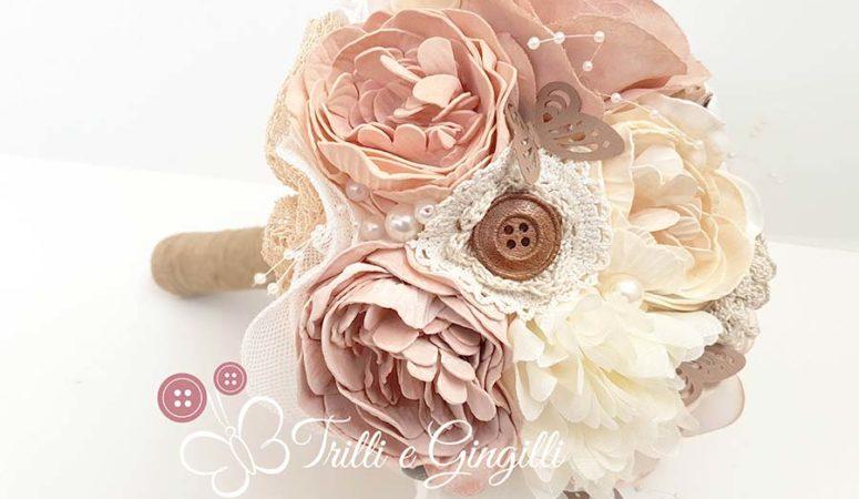 Bouquet per seconde nozze: come dovrebbe e come potrebbe essere!