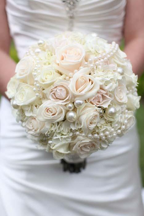 Bien-aimé Bouquet sposa di rose bianche: questi non te li devi perdere! AQ74