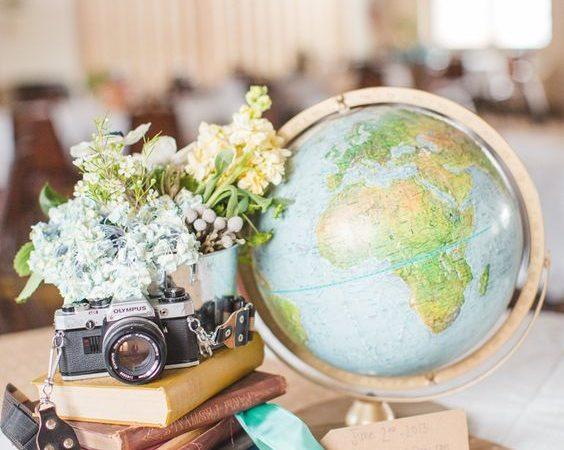 Matrimonio a tema viaggio: tante idee originali da cui prendere spunto!