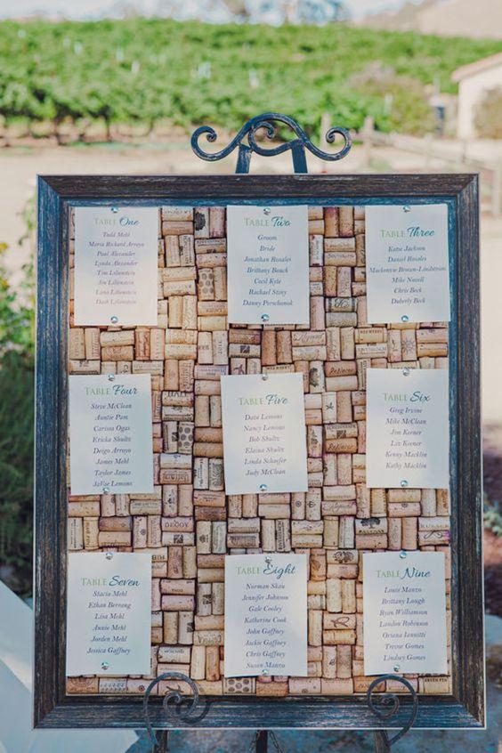 Eccezionale Matrimonio a tema vino: tante idee e foto da cui prendere spunto! PL11