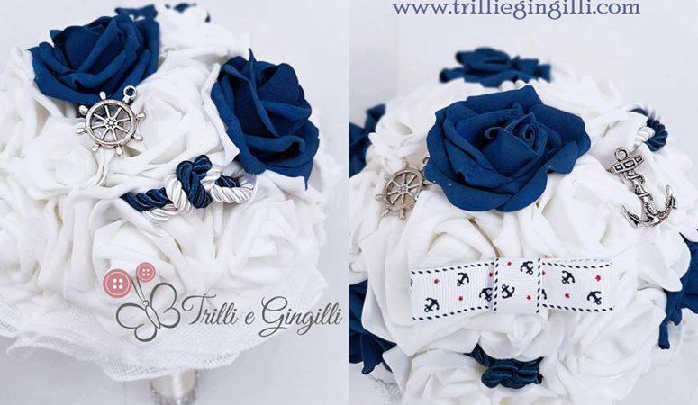 Bouquet a tema mare: scegli uno di questi se vuoi fare un figurone!