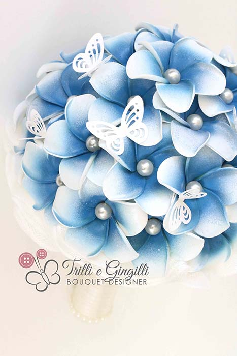 bouquet di farfalle