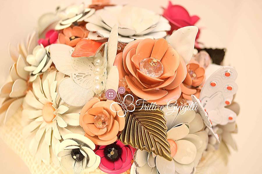 bouquet farfalle