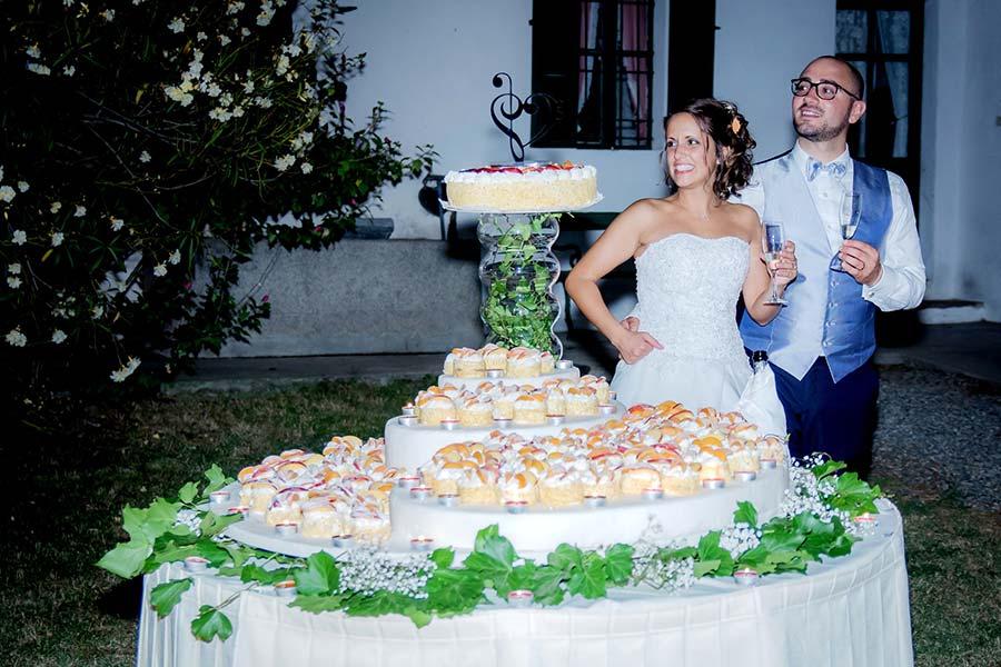 matrimonio tema musica torta cake topper