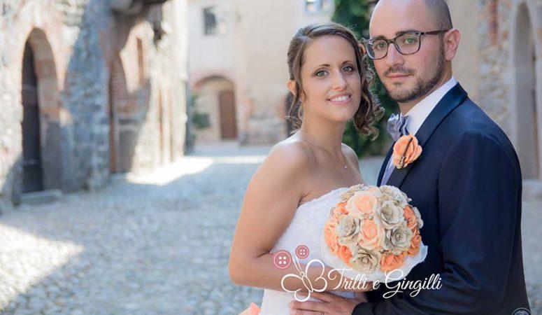 Il matrimonio a tema musica di Elisa e Luca!