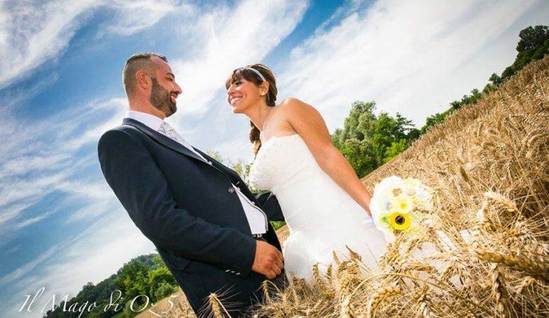 Il matrimonio a tema vino di Francesca e Alberto