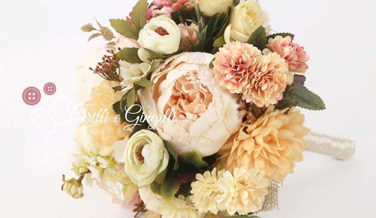 Bouquet boho: i modelli perfetti per un matrimonio boho chic!