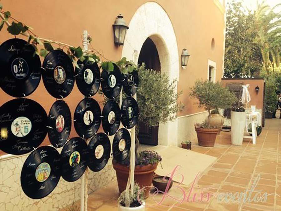tableau matrimonio tema musica