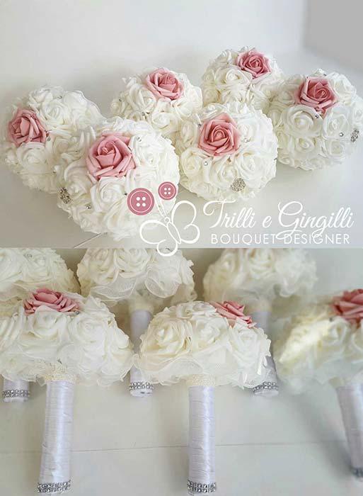 bouquet damigelle