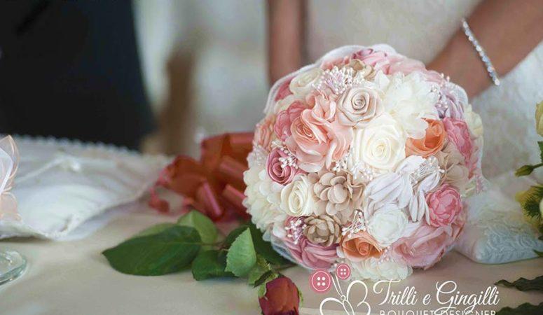 Bouquet sposa con fiori di seta: ecco le ultime tendenze!