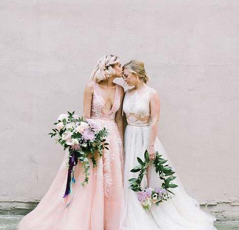 Tante idee originali per l'unione civile e il tuo matrimonio LGBT!