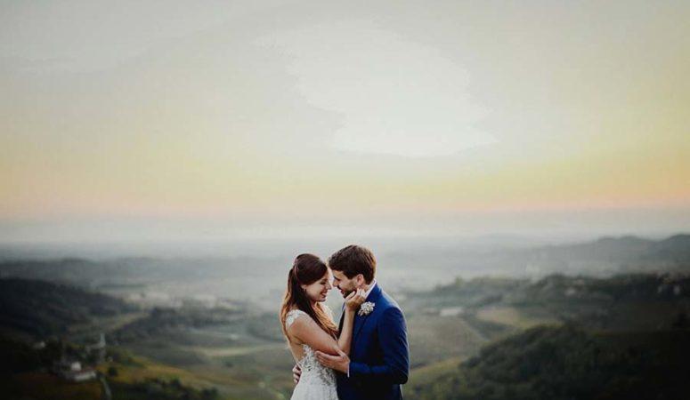 Il matrimonio natural-chic di Ilaria e Andrea