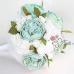 bouquet peonie tiffany