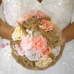 bouquet sposa country chic